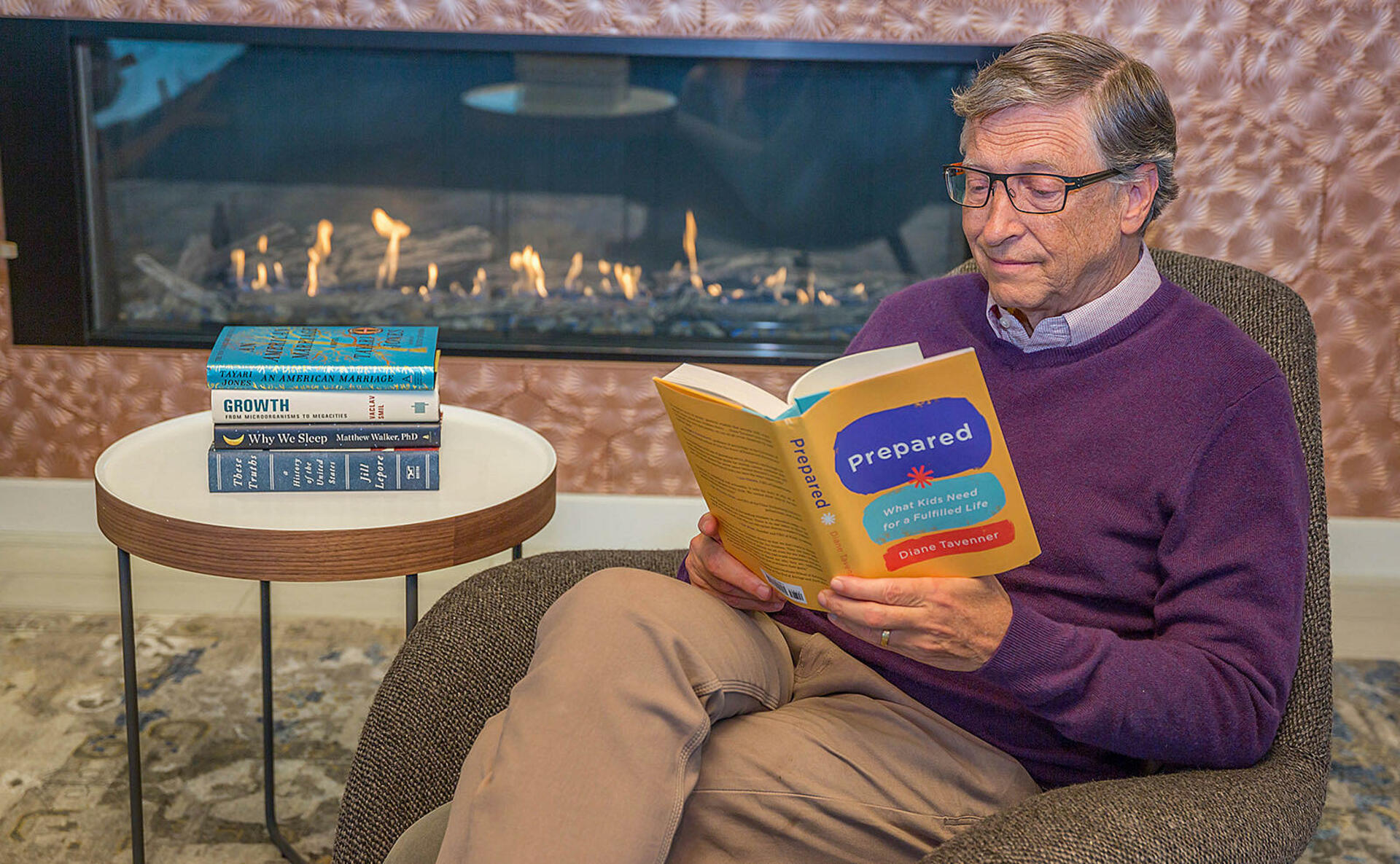 Bill Gates: Most Recommended Books