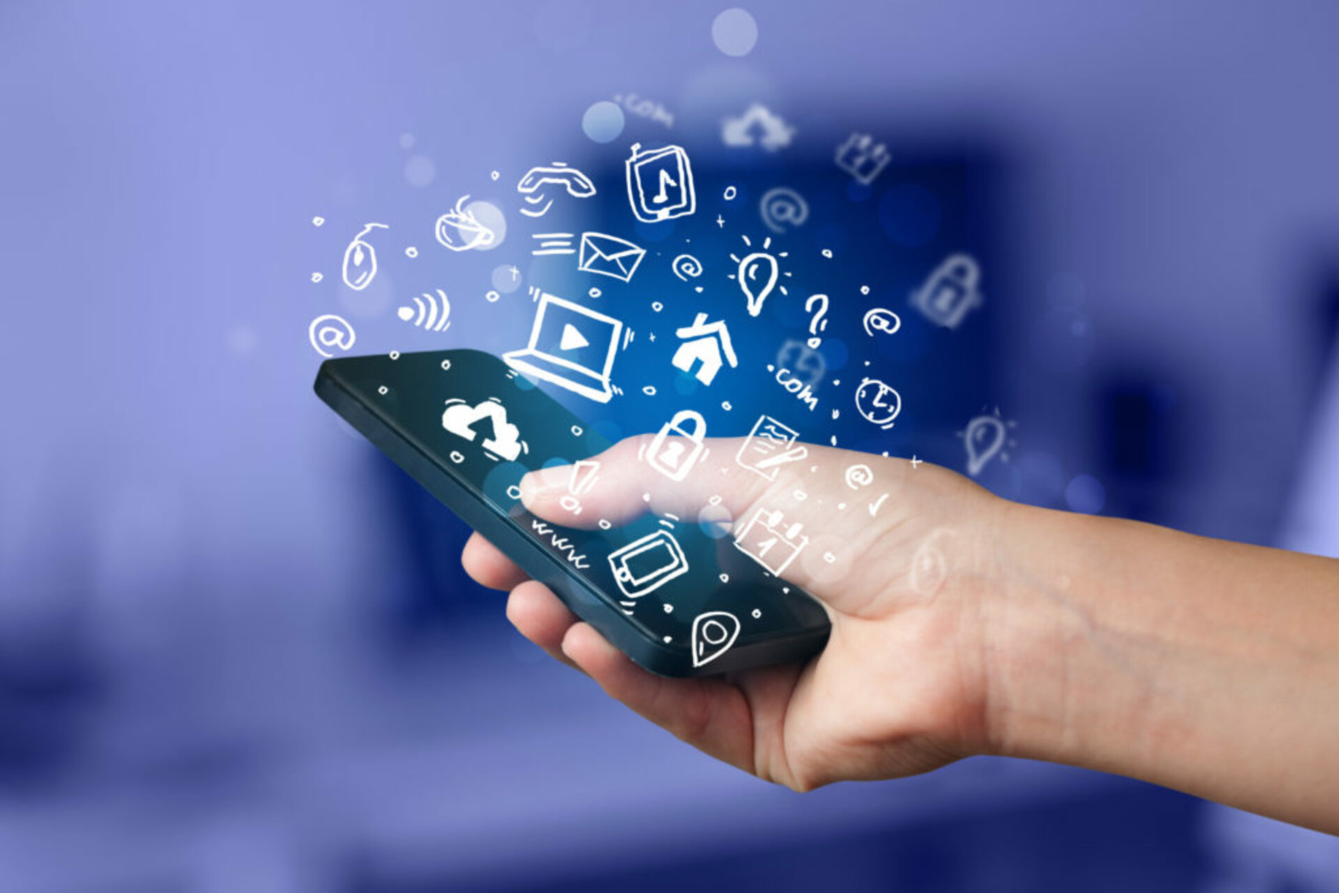 How does mobile application help business grow?  |